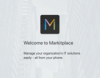 Markitplace Login