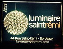 Billboard Ad in Bordeaux
