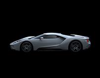 Ford GT CGI