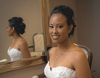 Sofia H - Wedding Hair and Makeup