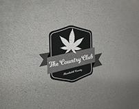 """the country club "" logo design"