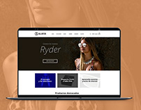 E-commerce Web Design, Creative Direction & Photography