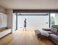 Extended house in Prague by boq architekti