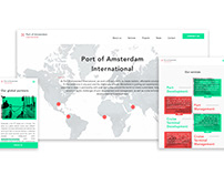 Port of Amsterdam International