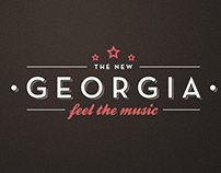 The New Georgia - Brand
