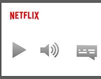 NETFLIX - Icons File