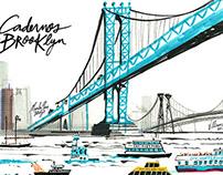 Brooklyn Sketchbooks, 2012