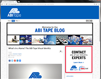 ABI Blog Design & Development