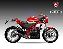 CYCLONE CXR 400 SPEED RACER CONCEPT