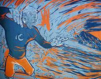 Surfer Ad