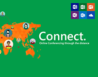 Microsoft Office 365 Social Media Campaign
