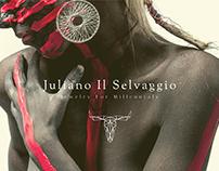 Juliano Il Selvaggio - E-commerce website
