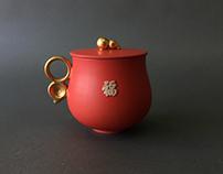 故宫博物院衍生品设计 (杯)