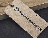 Estampavisión Cia. Ltda. // Brand