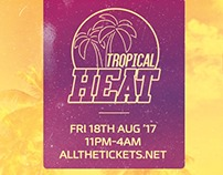 Tropical Heat - Summer Sizzler