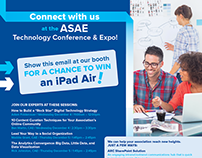 ASAE Technology Conference Invitations