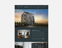 Wire Condominium Website