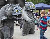 """""""The Beasts"""" - Headstrung Puppets"""