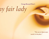 My Fair Lady | Postcard series