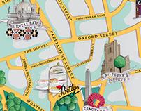 Harrogate Map