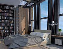 3D Architectural Interior 5/10