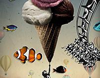 Nosense Poster Design