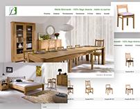 Meble Bobrowski web design