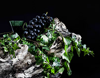 Conjectures about grapes - Grappoli di luce