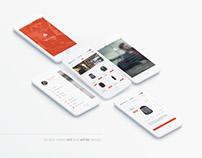 Trigo apps IOS UI/UX Design