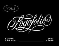 Logofolio Vol 1 // 2017-2020
