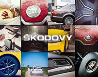 Marka ŠKODA - nazwa bloga Škodovy.pl