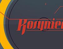 KOSYNIER rebrand logo animation