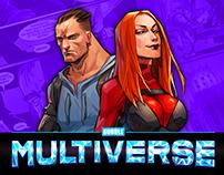 BUBBLE Multiverse