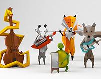 Geo Jam Band