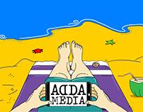Adda Media BRANDING