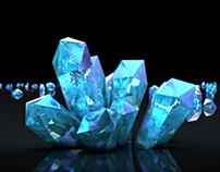 Primark Crystal Ident