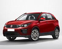 Fiat Cross 2020