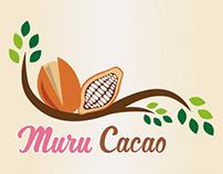 Creación de logotipo Muru Cacao
