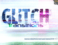 Glitch Video Transitions