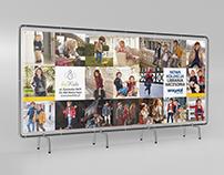 New billboard design