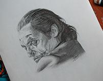 JOKER 2019 | Pencil Drawing
