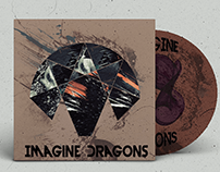 CD Design - Imagine Dragons