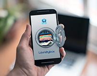 Laundrybox App Ad
