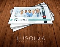 Gráfica Integral: EzeMed Ezeiza Médica