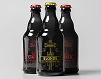 Branding - Belgian Beer