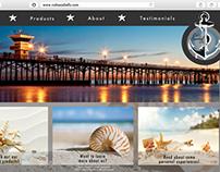Web Design: California Seashell Company