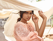 Spring/Summer'17 Grassroot by Anita Dongre Campaign