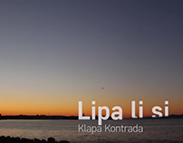 Music video for Klapa Kontrada