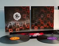 Marillion Live Album. Vinyl Retail Release.