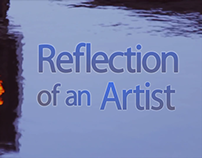 Reflection of an Artist